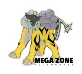 Pin Legendary Beast Raikou