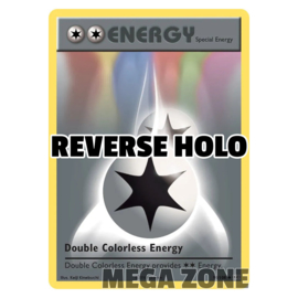 Double Colorless Energy - 90/108 - Uncommon - Reverse Holo