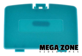 Game Boy Color Battery Lid Replacement (Cyan)