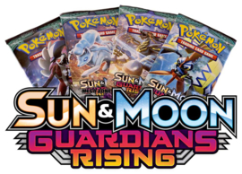 SM2 Guardians Rising Booster Pack