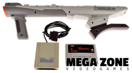 Super NES Nintendo Scope Set