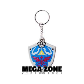 Keychain Hylian Crest Shield