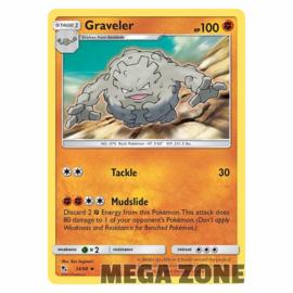 Graveler - 34/68 - Uncommon