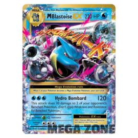 Mega Blastoise-EX - 22/108 - Ultra Rare