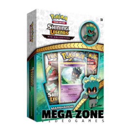 Shining Legends Pin Collection Marshadow