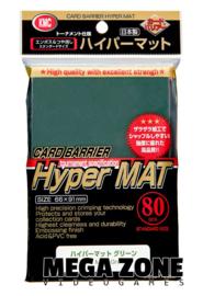 KMC 80 Hyper MAT Green sleeves