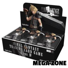 Final Fantasy TCG Opus IV (4) Booster Display Box