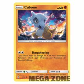 Cubone - 37/68 - Common