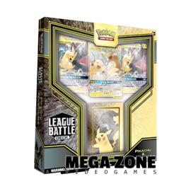 League Battle Deck: Pikachu & Zekrom GX