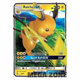 Raichu-GX - 20/68 - Ultra Rare