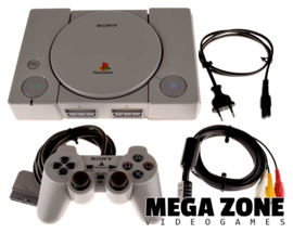 PlayStation 1 Console (Dualshock Edition)