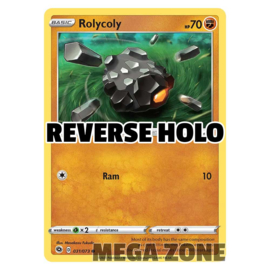Rolycoly - 031/073 - Common - Reverse Holo
