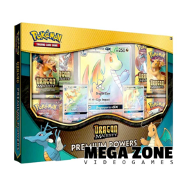 SM7.5 Dragon Majesty Premium Powers Collection