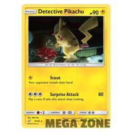 Detective Pikachu - 10/18 - Holo Rare