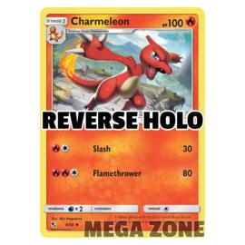 Charmeleon - 8/68 - Uncommon - Reverse Holo