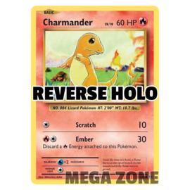 Charmander - 9/108 - Common - Reverse Holo
