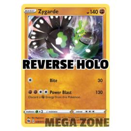 Zygarde - 028/073 - Holo Rare - Reverse Holo