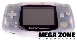 Game Boy Advance Handheld (Glacier)