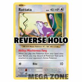 Rattata - 66/108 - Common - Reverse Holo