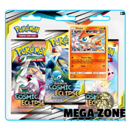 SM12 Cosmic Eclipse 3-Booster Blister Victini