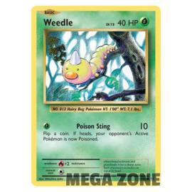 Weedle - 5/108 - Common