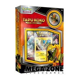 Pin Collection Tapu Koko