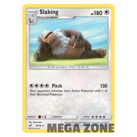 Slaking - 18/18 - Holo Rare