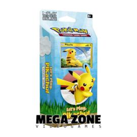 Let's Play, Pikachu! Theme Deck