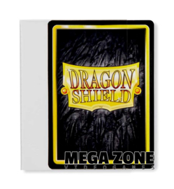 Dragon Shield 100 Perfect fit Sideloaders sleeves (Clear)