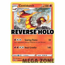 Centiskorch - 010/073 - Holo Rare - Reverse Holo