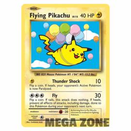 Flying Pikachu - 110/108 - Secret Rare