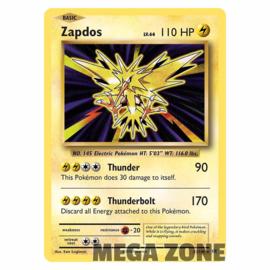 Zapdos - 42/108 - Holo Rare