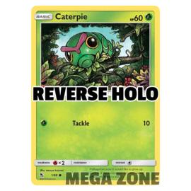 Caterpie - 1/68 - Common - Reverse Holo