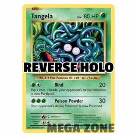 Tangela - 8/108 - Common - Reverse Holo