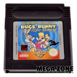 Bugs Bunny & Lola Bunny Het Wortel Avontuur (a.k.a. Operation Carrot Patch)