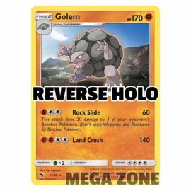 Golem - 35/68 - Rare - Reverse Holo