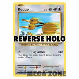 Doduo - 69/108 - Common - Reverse Holo