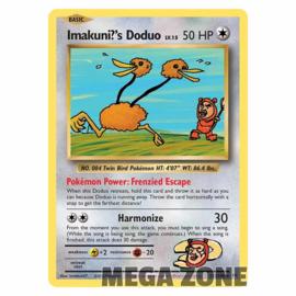 Imakuni?'s Doduo - 112/108 - Secret Rare