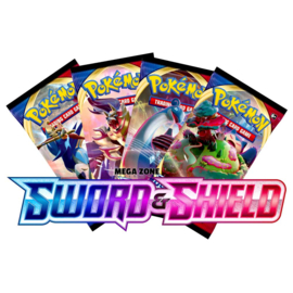Booster Pack SWSH1 Sword & Shield