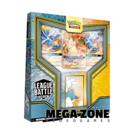 League Battle Decks: Reshiram & Charizard GX