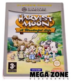 Harvest Moon - A Wonderful Life