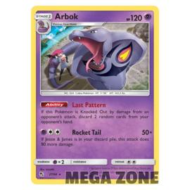 Arbok - 27/68 - Rare