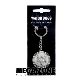 Watch Dogs Fox Logo Keychain