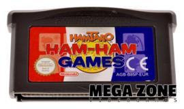 Hamtaro Ham-Ham Games
