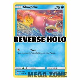 Slowpoke - 12/68 - Common - Reverse Holo
