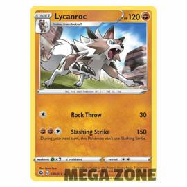 Lycanroc - 030/073 - Holo Rare