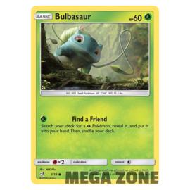 Bulbasaur - 1/18 - Holo Common
