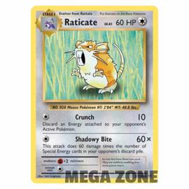 Raticate - 67/108 - Rare
