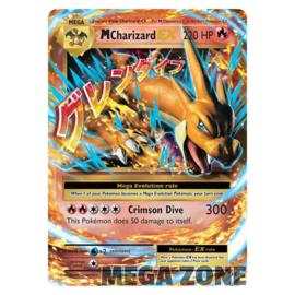 Mega Charizard-EX - 13/108 - Ultra Rare