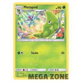 Metapod - 2/68 - Uncommon